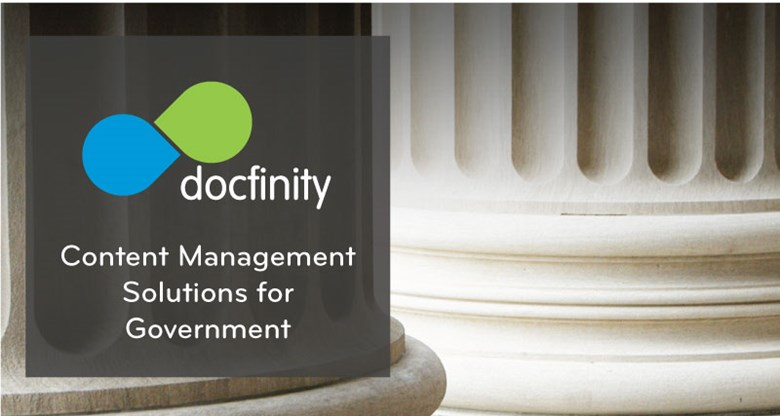 Docfinity Page Header Government