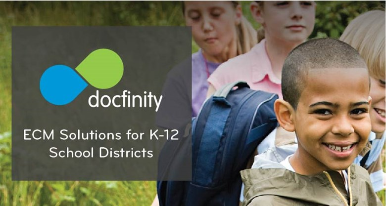 Docfinity Education Page Header Docfinity School Districts